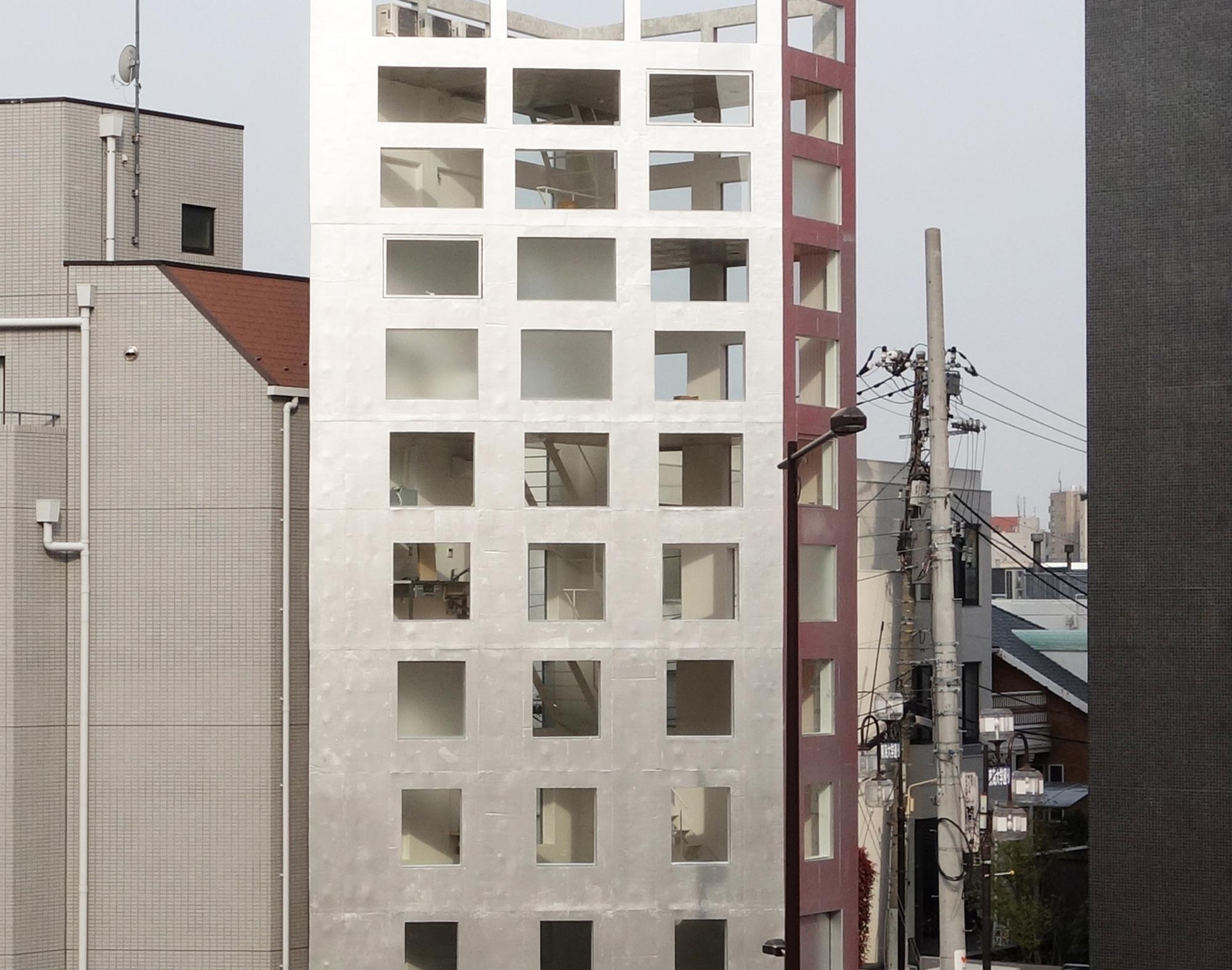 山手通りの住宅/写真1
