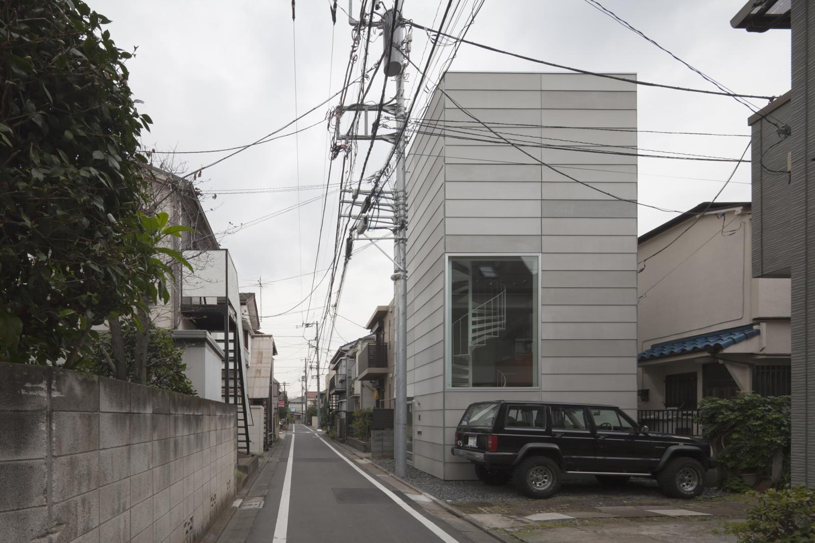 small house 2010 畝森泰行建築設計事務所 unemori architects